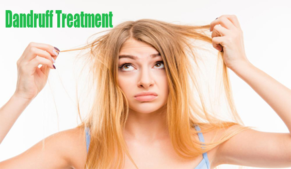 Dandruff Treatment for Color Treated Hair