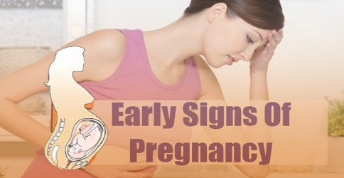 Really Early Signs Of Pregnancy