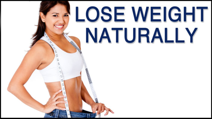 Lose Weight Quickly and Naturally