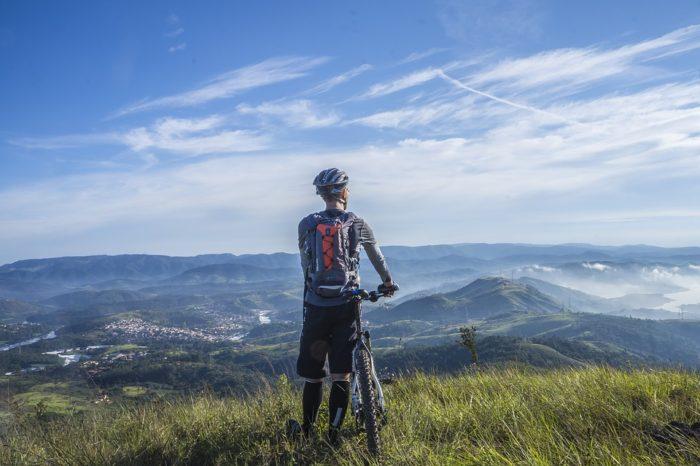 Single Speed Mountain Bike