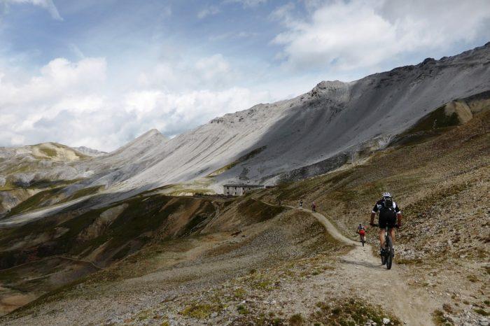 Speed Mountain Bike