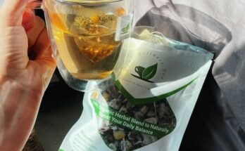 The Wellness Tea – The Best Blend for Staying Healthy both Mentally & Physically