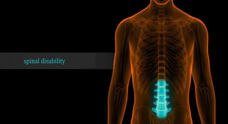 spinal disability