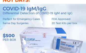 Wholesale Covid-19 antigen rapid test kits at Eriacta Pharmacy