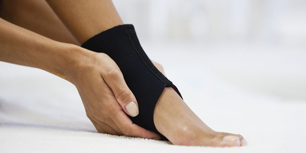 How Can I Improve Ankle Pain