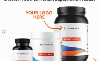 Health Supplement Business with XenoLabs